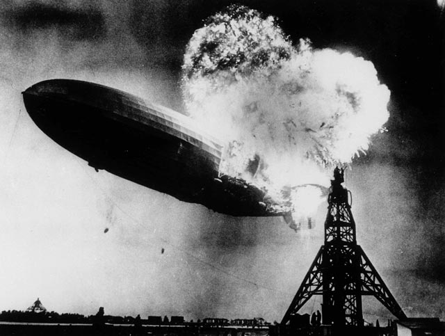 Hindenburg-Disastro