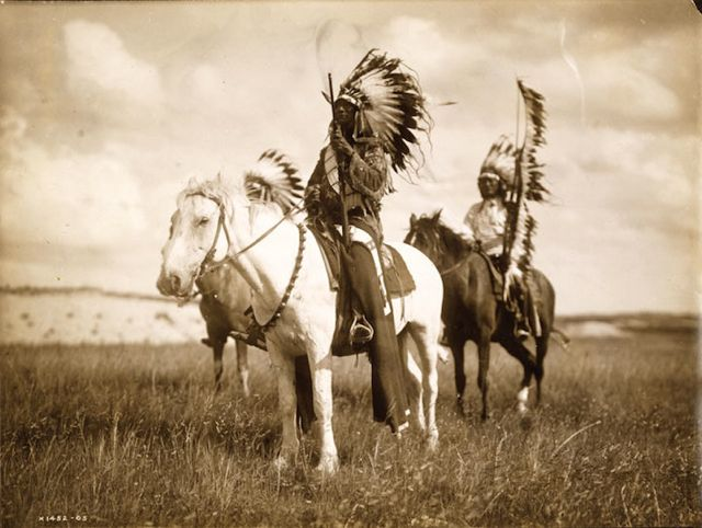 The North American Indian 01