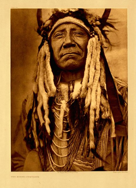 The North American Indian 10