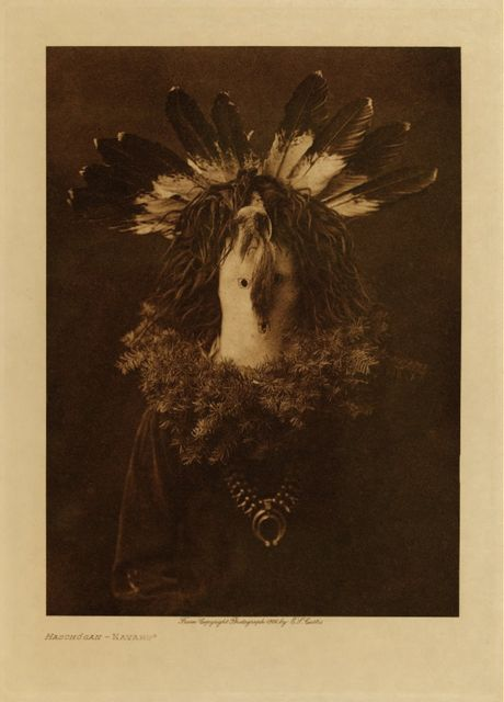 The North American Indian 12