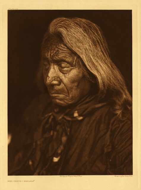 The North American Indian 14