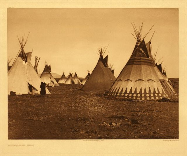 The North American Indian 15