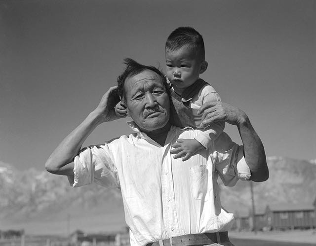 Il Manzanar relocated Center in USA03