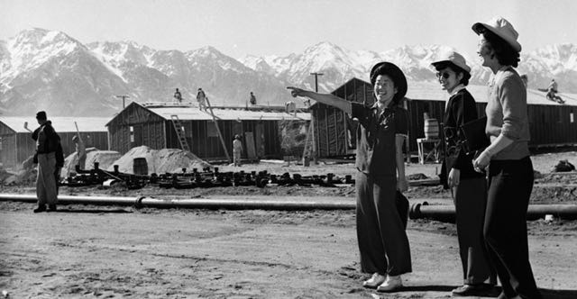Il Manzanar relocated Center in USA10