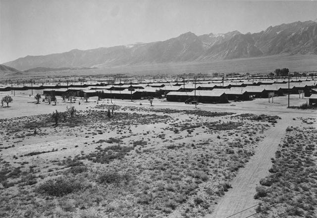 Il Manzanar relocated Center in USA14