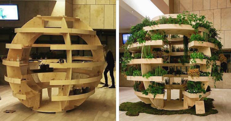Growroom l 39 orto casalingo fai da te di ikea vanilla for Ikea giardino 2016