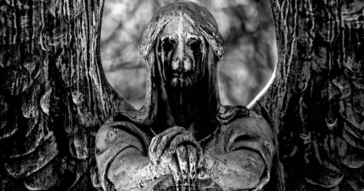 L angelo della morte 9 lugubri superstizioni da tutto il - Successione morte di un genitore ...