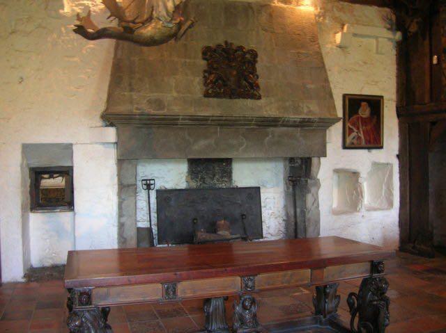 Il castello di bunratty la fortezza irlandese che una - Case norvegesi interni ...