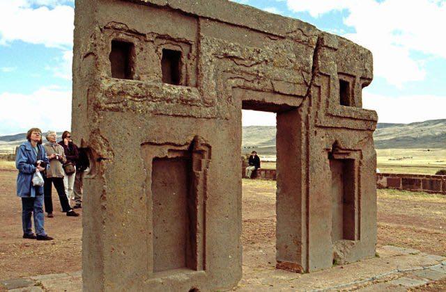 la porta del sole tiwanaku antichissimo calendario