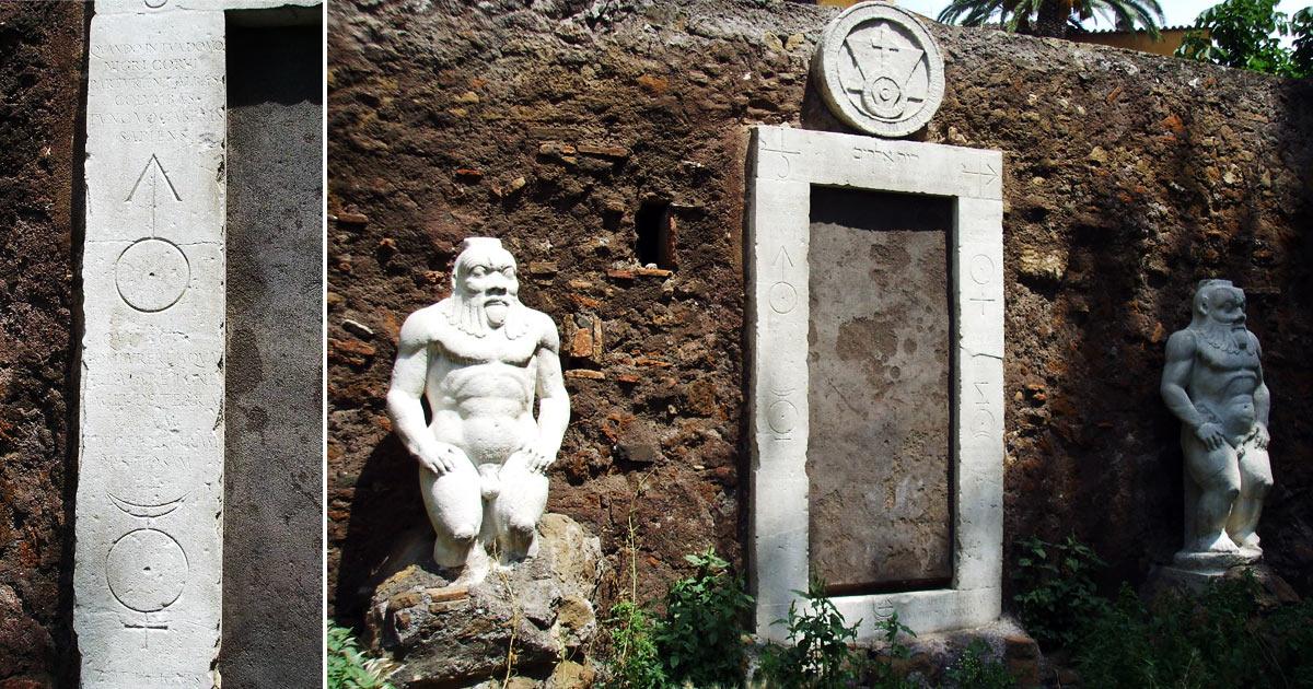 La Quot Porta Alchemica Quot Un Enigma Nel Cuore Di Roma border=