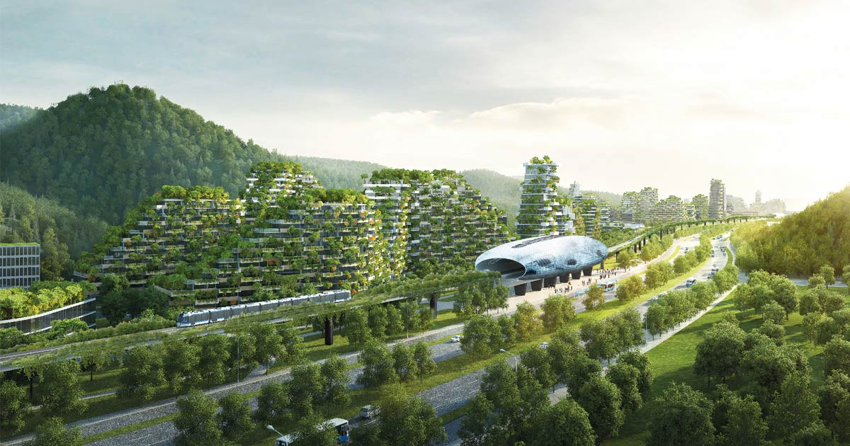 Stefano boeri progetta la prima citt bosco verticale per for Progetta il tuo laboratorio di officina