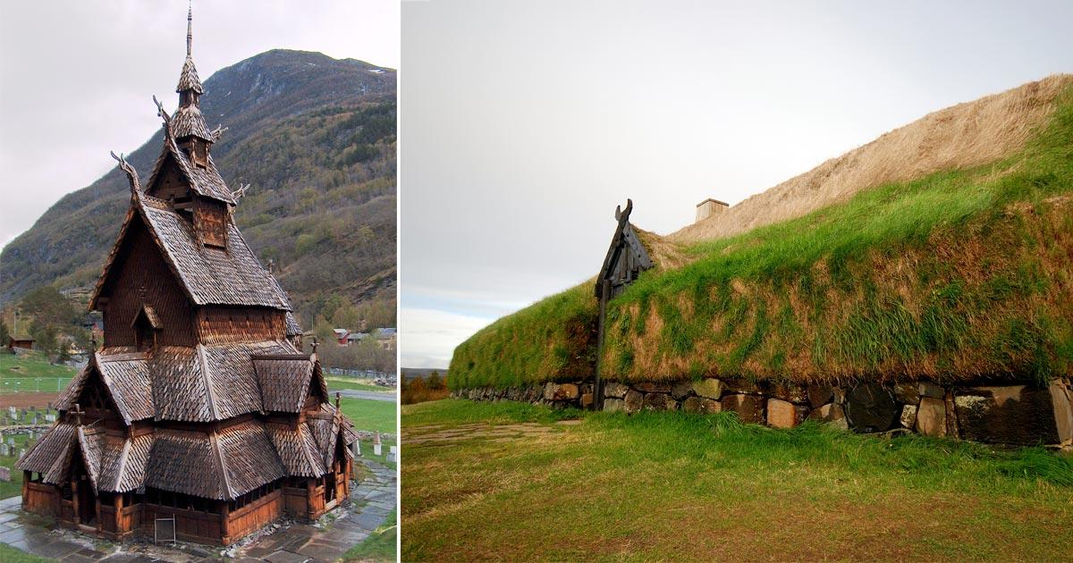 L architettura medioevale scandinava fra trelleborg - Miglior disinfettante per casa ...