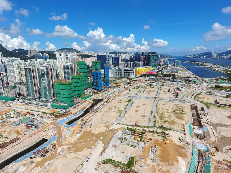 kai tak development This would further enhance the road network of the kai tak development area and strengthen the connectivity between the future mtr kai tak station and the ktct.