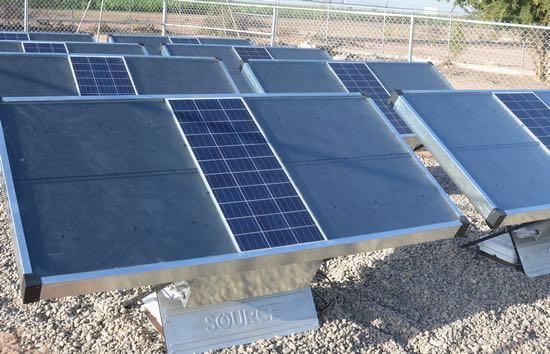 Pannello Solare Scalda Aria : Source il pannello solare che produce acqua potabile con