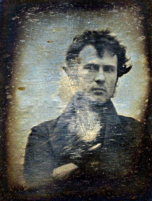 Nel 1839 Robert Cornelius Scattò Il 1 Selfie Della Storia Vanilla
