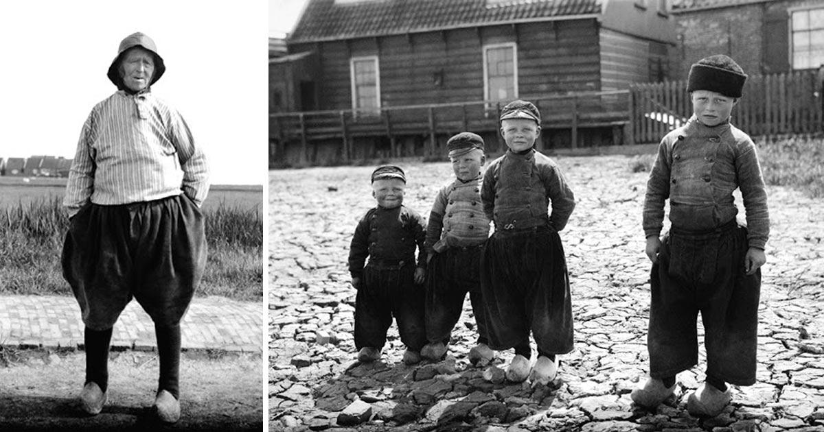 cdd74e7caf3c 23 Fotografie mostrano i Villaggi tradizionali dei Paesi Bassi nel 1904 –  Vanilla Magazine