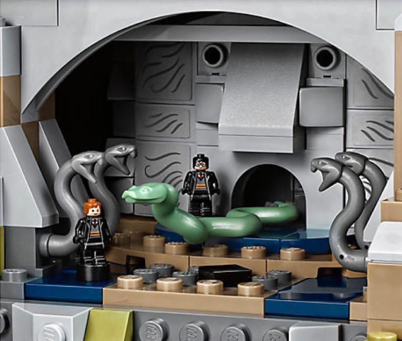 Il set lego del castello di hogwarts in vendita dal 1 for Mobili harry potter