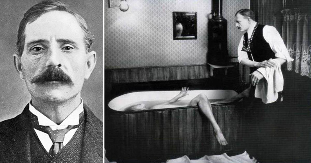 Vasca Da Bagno Jane : George smith: luxoricida seriale delle vasche da bagno u2013 vanilla