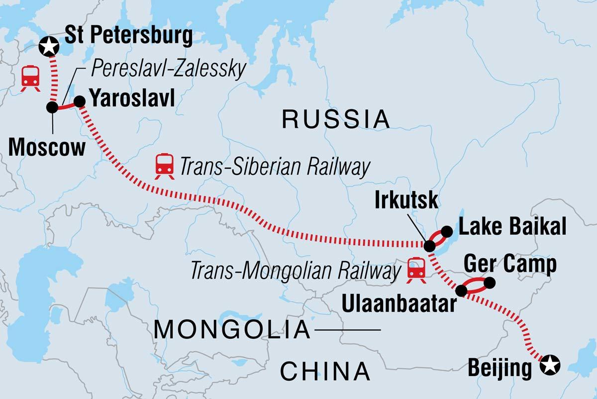 Cartina Siberia Russia.La Transmongolica Dalla Cina Alla Russia Sulle Orme Di Gengis Khan Vanilla Magazine